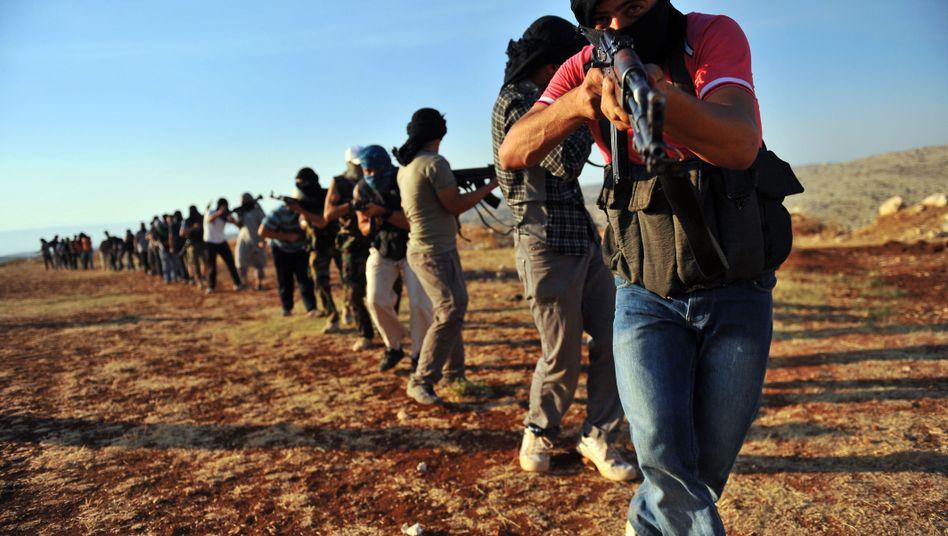 Dschihadisten in Syrien: Das Land zieht Radikale aus Europa an