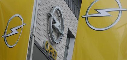 Opel-Zentrale in Rüsselsheim: Kanzleramts-Gespräch der Konzernspitze