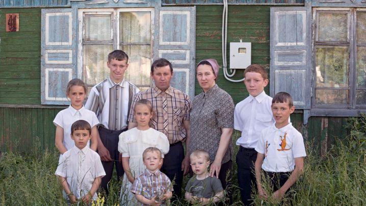 Mennoniten in Russland: Die Stillen im Lande