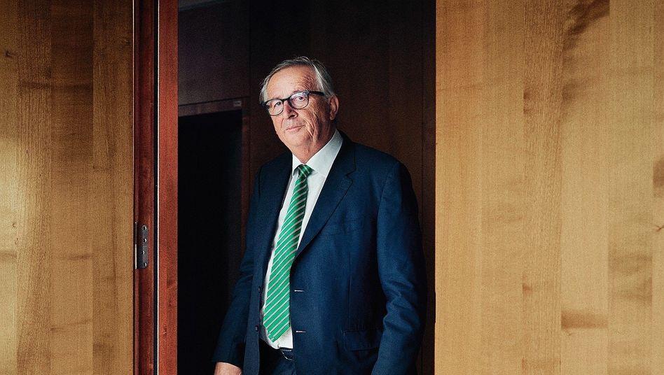 Politiker Juncker