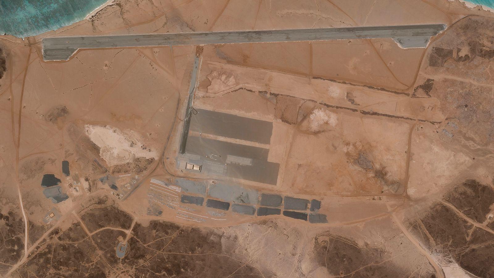 Yemen Mysterious Air Base