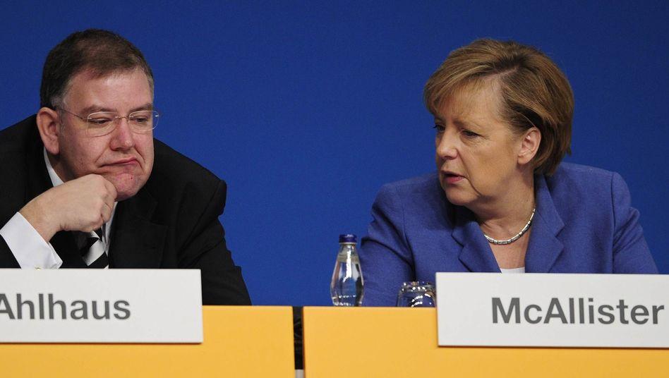 Landtagswahlen 2011: Schwarz-grüne Pleite schockiert CDU