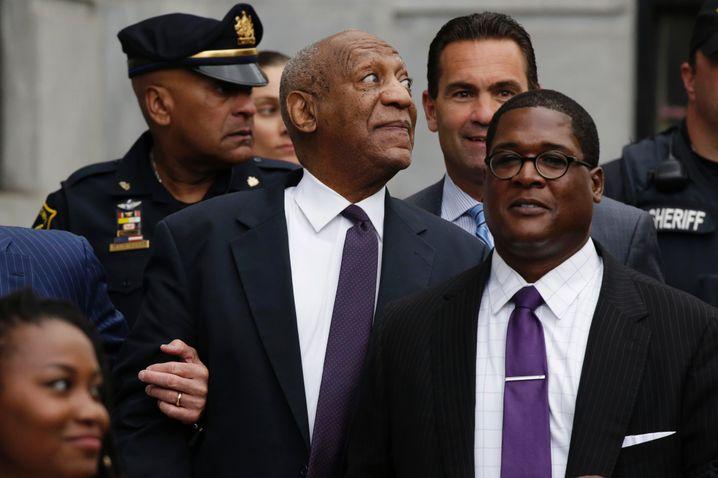 Bill Cosby (Mitte)