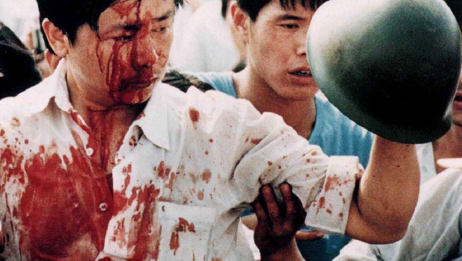 Massaker auf dem Platz des Himmlischen Friedens: Der Alptraum der Geschichte