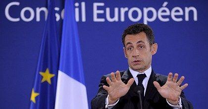 Präsident Sarkozy beim EU-Gipfel: Vorwurf der Staatspropaganda