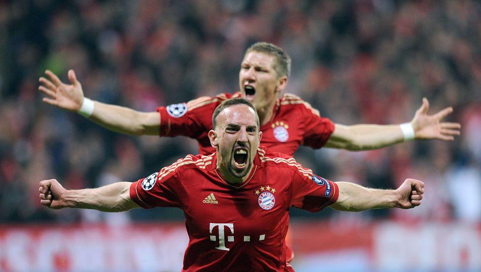 FCB-Sieg gegen Madrid: Bayerns Traum lebt