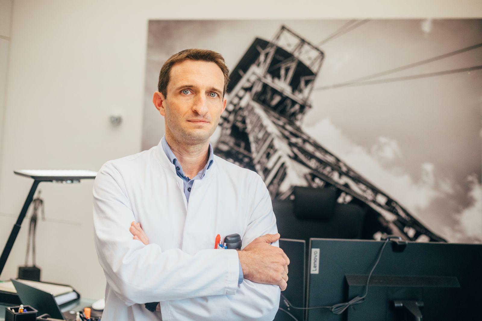 Prof. Dr. med. Thorsten Brenner, Uniklinikum Essen