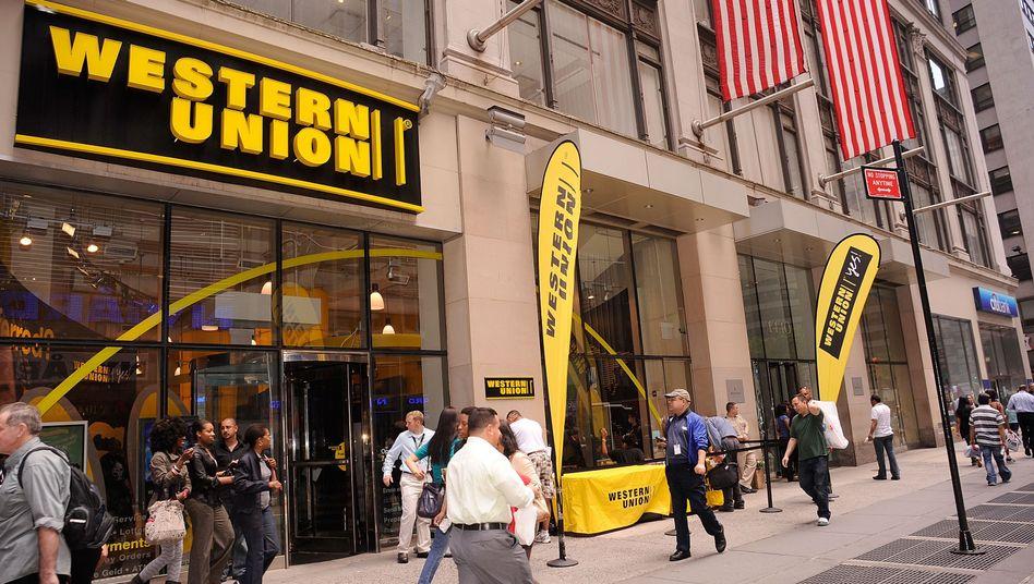 Western Union in New York: Überweisungen in wenigen Minuten beim Empfänger