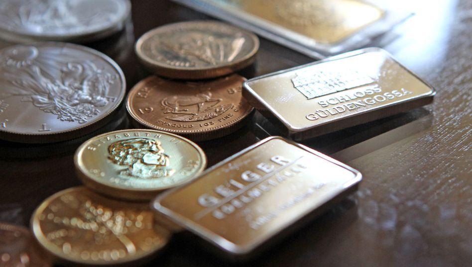 Gold und Silber: Krisensichere Anlagen