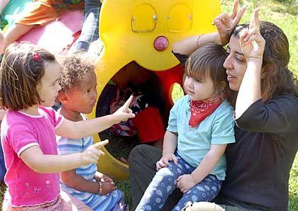 Interessante Forschungsergebnisse: In einer ruhigen Umgebung werden Kinder automatisch stiller