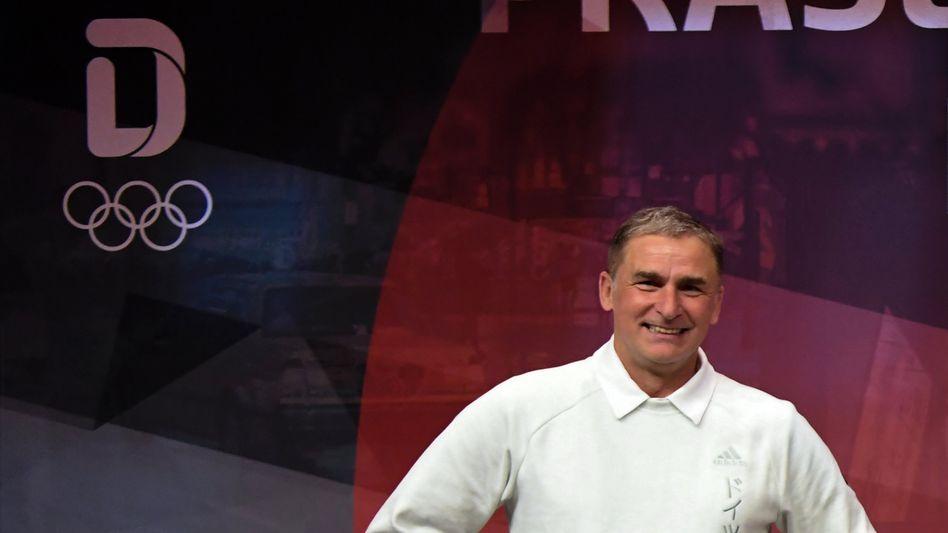 Stefan Kuntz, Trainer der deutschen Olympiafußballer