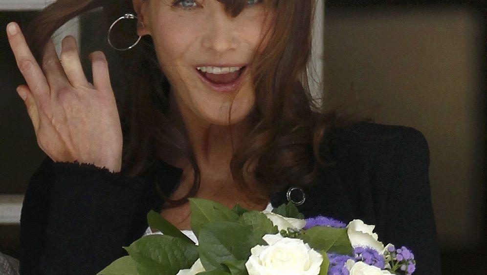 Bruni-Sarkozy: Die Tochter heißt Giulia