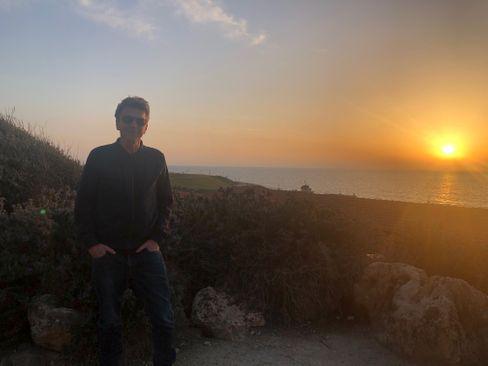 SPIEGEL-Korrespondent Osang in Tel Aviv