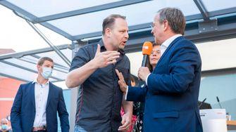 Linke und SPD fordern Aus für CDU-Wahlwerbespot mit »Querdenker«-Szene