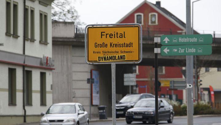 Prozess in Dresden: Gewalt und Hass in Freital