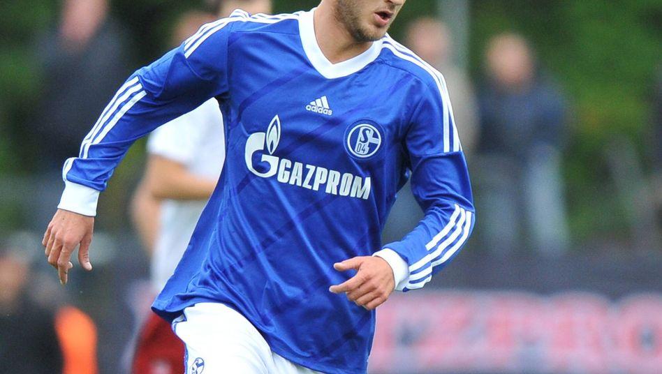 Schalker Jugendspieler Zander: Einer der Herausragenden seines Jahrgangs