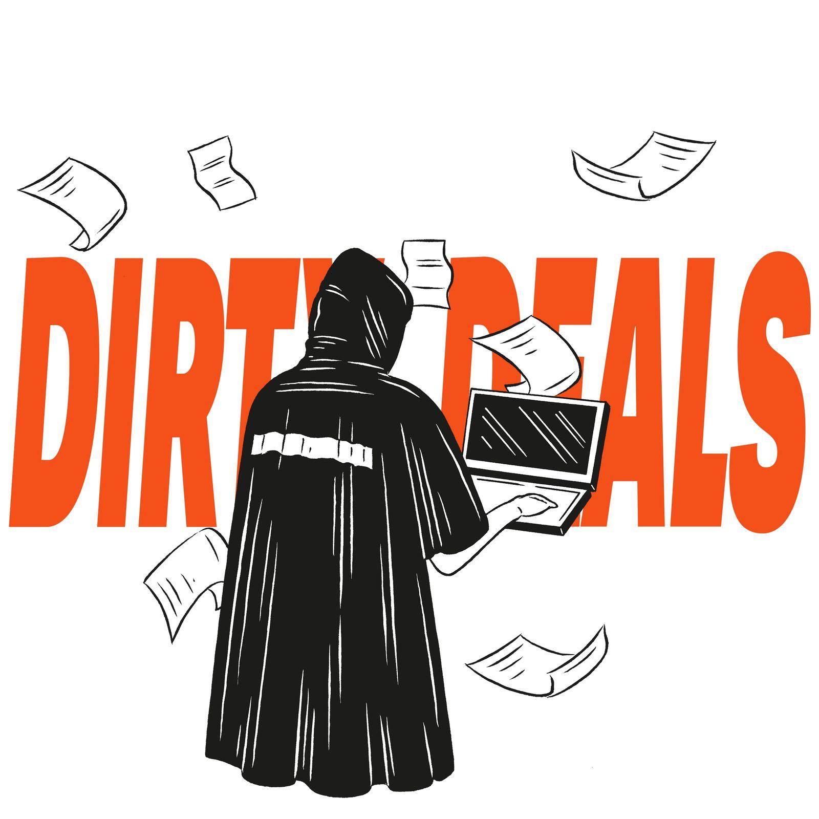 EINMALIGE VERWENDUNG Dirty Deals