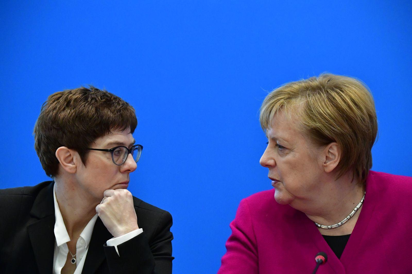 GERMANY-POLITICS-GOVERNMENT-VOTE-PARTIES