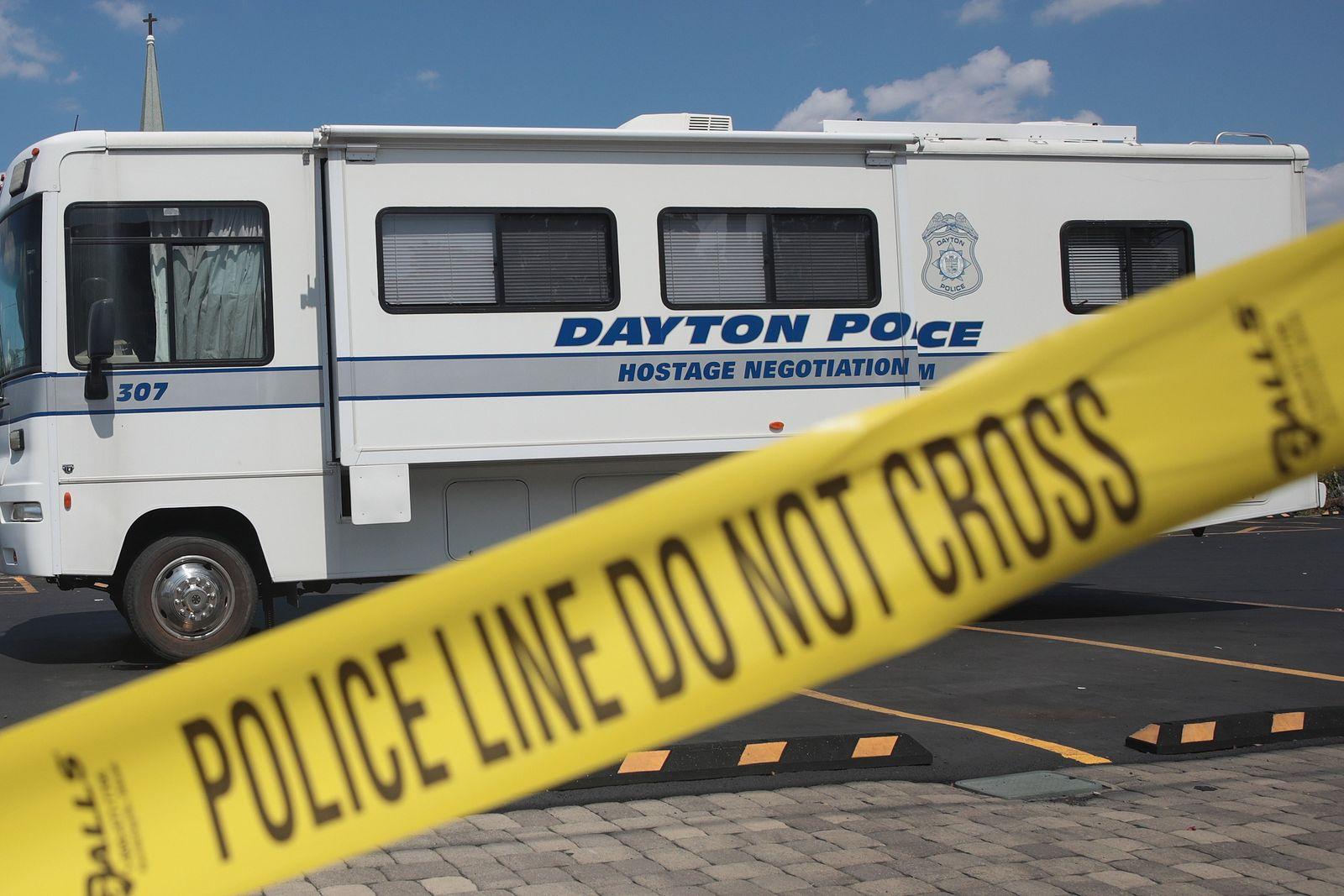 Dayton Polizei