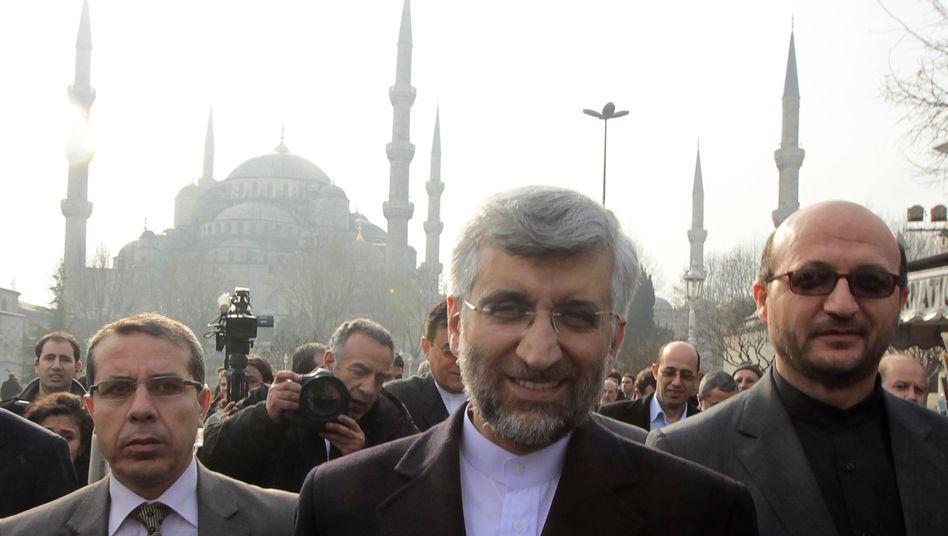 """Irans Chefunterhändler Said Dschalili: """"Eine positivere Einstellung"""""""
