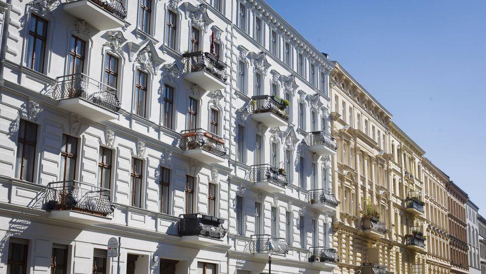 Altbauten im Berliner Stadtteil Kreuzberg: Berlin nicht zuständig