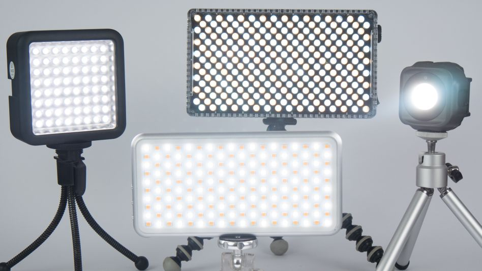So unterschiedlich wie das Design sind auch die Preise der getesteten Lampen. Die günstigste kostet 22 Euro, die teuerste fast 120 Euro