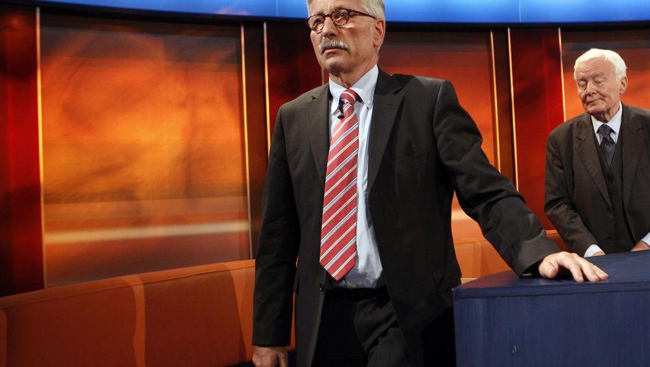 Sarrazin bei Plasberg: Wie stichhaltig sind seine Argumente?