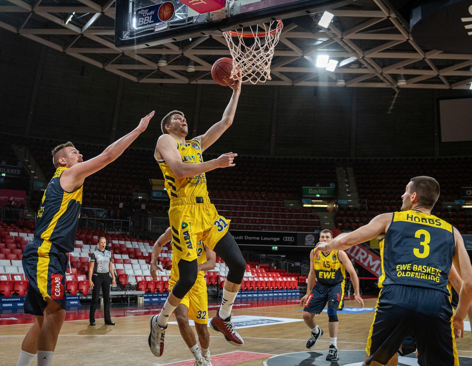 EWE Baskets Oldenburg - Alba Berlin