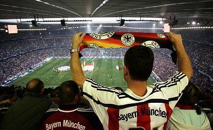 Allianz-Arena: Umbau nach Fan-Protesten