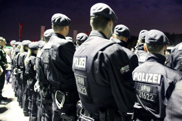 Polizei/ Razzia/ Marl