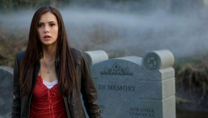 """Vampire Diaries"": Lesehilfe vom Sauger"