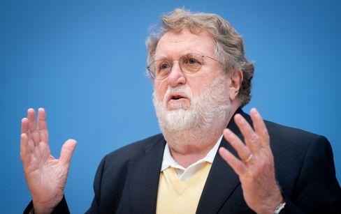 Stiko-Präsident Thomas Mertens