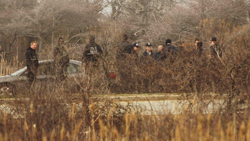 Mordserie auf Long Island: Die Angst geht um