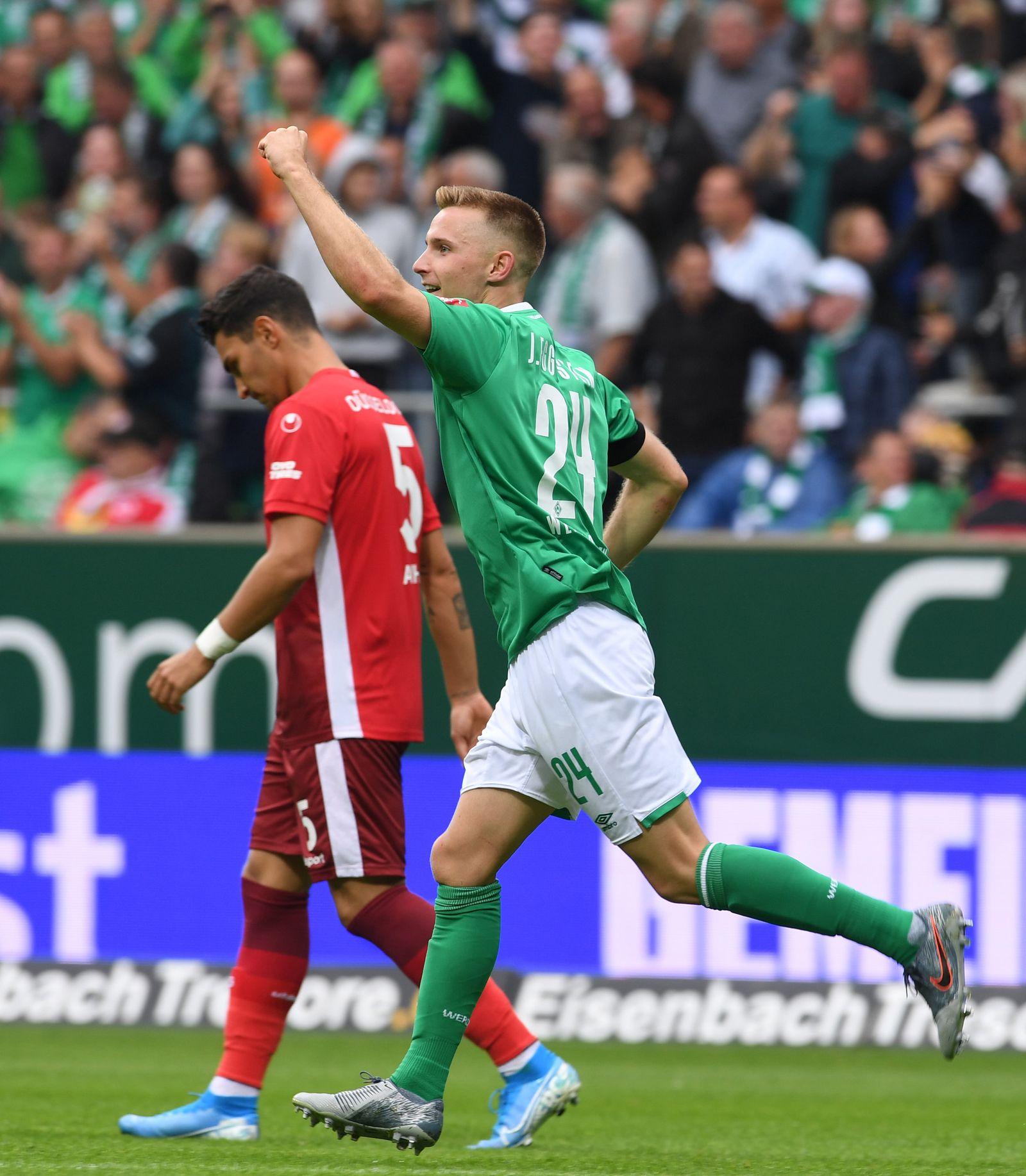Spielergebnis Werder Bremen