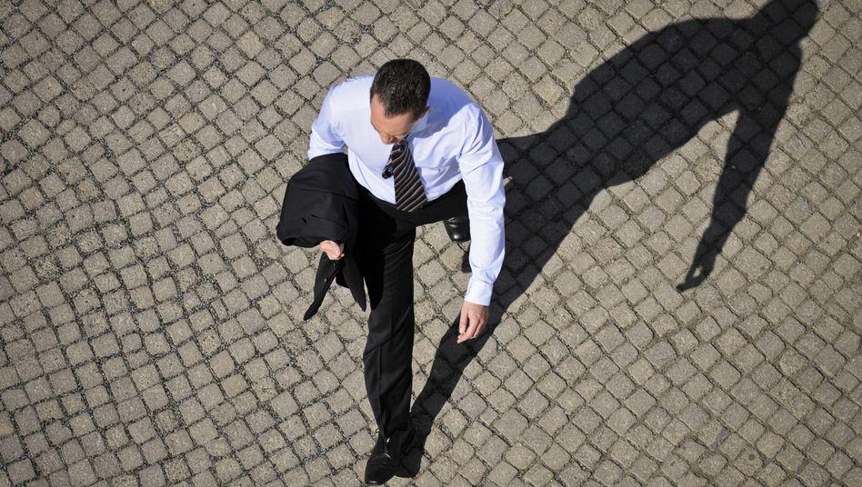 Viele Manager fühlen sich gestresst