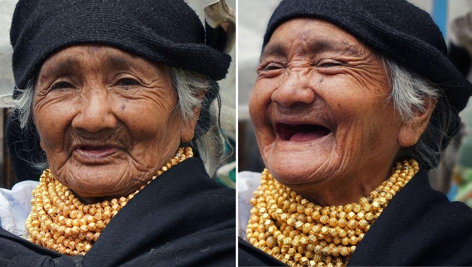 Mehmet Genç sagt Menschen, wie schön sie sind - und fotografiert sie dann