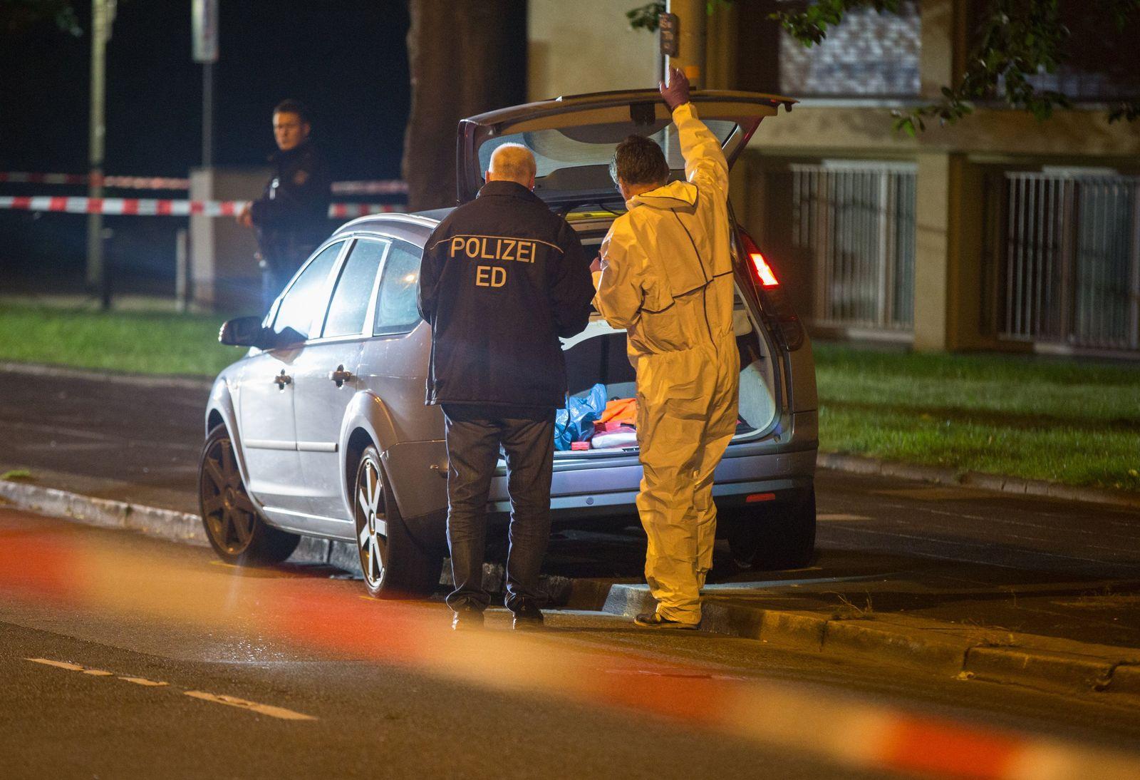 Schüsse in Gelsenkirchener Innenstadt
