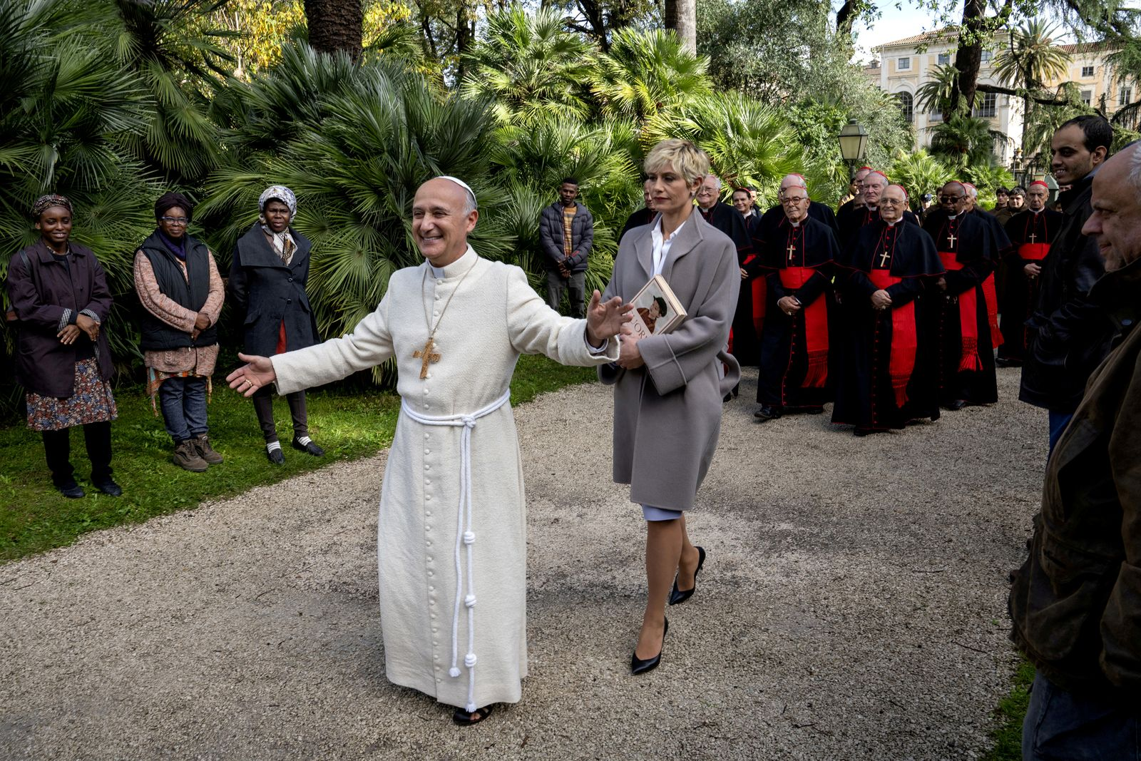 Serien/ The New Pope