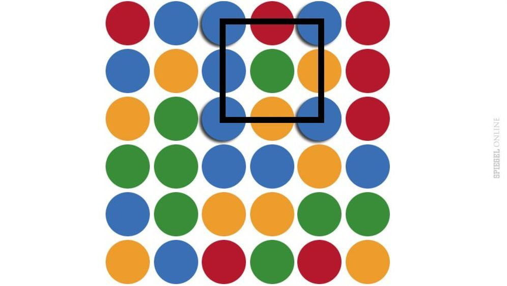 Matherätsel geknackt: Verrücktes Sudoku mit vier Farben
