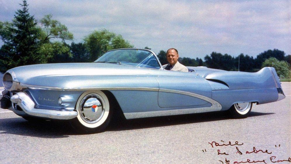 Amerikanisches Autodesign: Im Sog der Heckflosse
