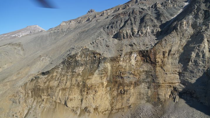 Tsunami in Grönland: Auf den Spuren der Riesenwelle