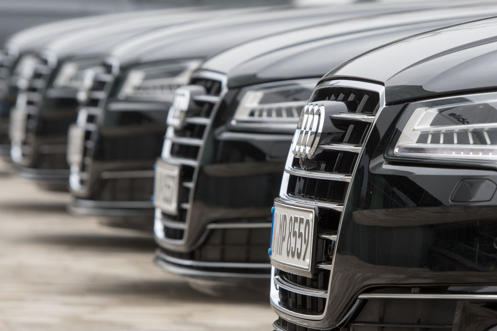Audi Abgaswerte