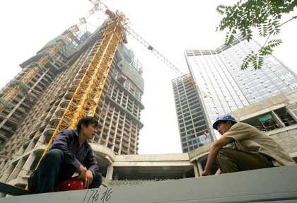 """Boomtown Peking: """"Anlass zur Sorge über die Effektivität"""""""
