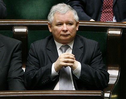 Jaroslaw Kaczynski has done a U-turn on the Lisbon Treaty.