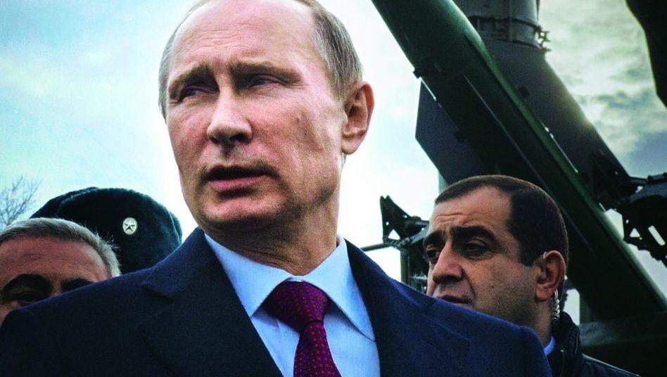 Staatschef Putin