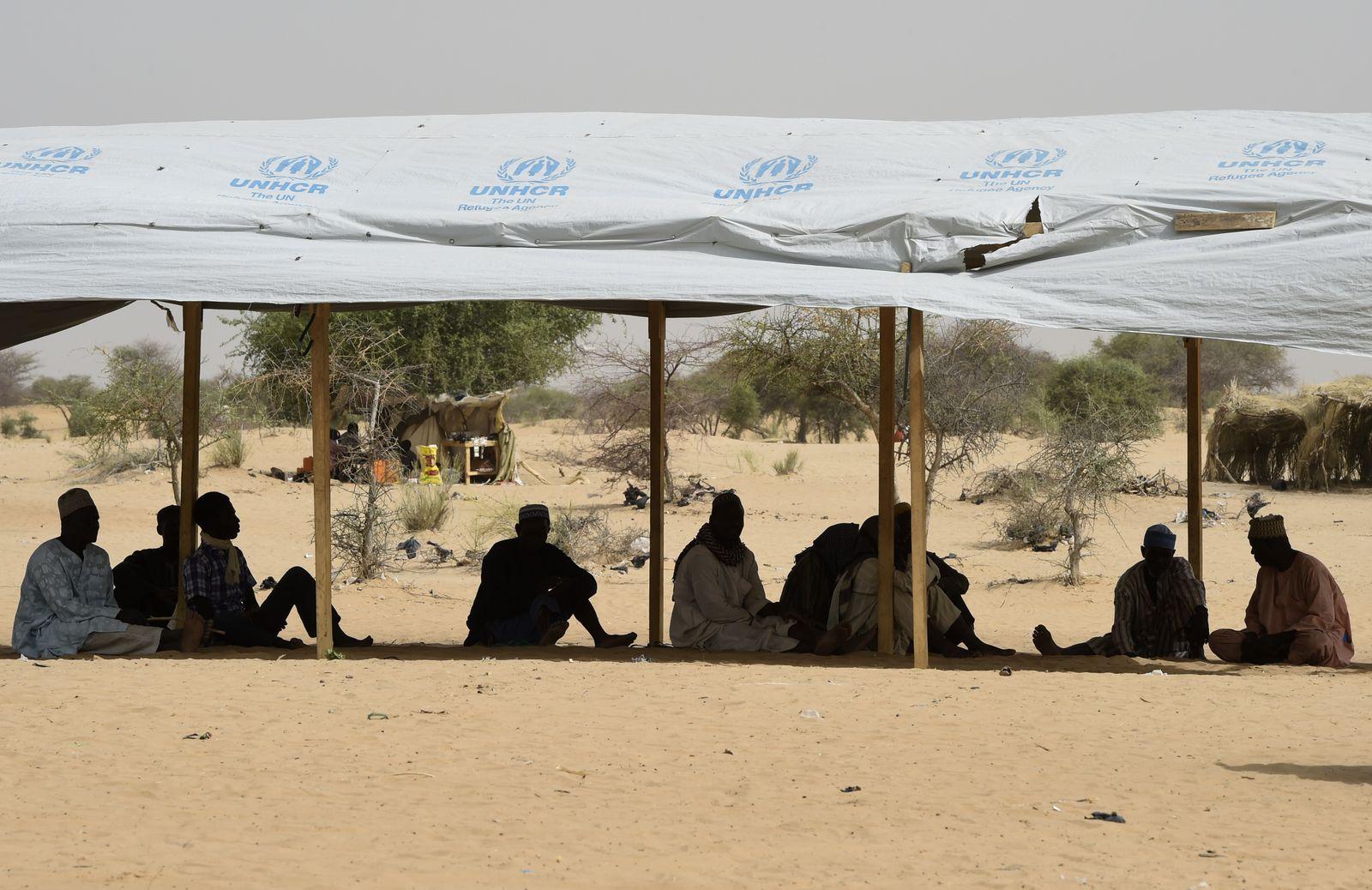 Tschad / Flüchtlinge / Sahel