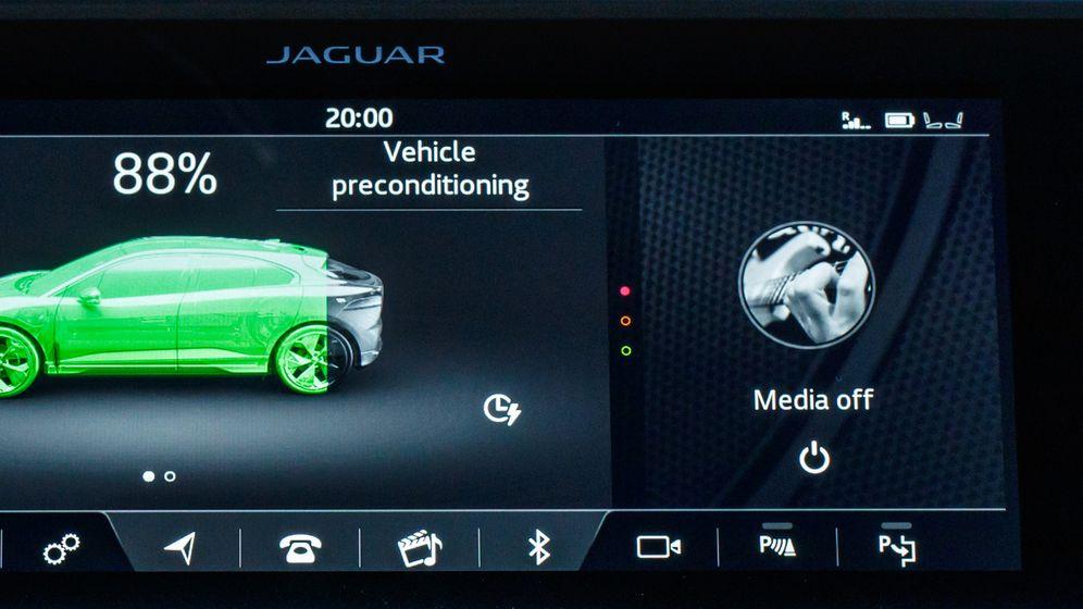Autogramm Jaguar i-Pace: Stille Macht