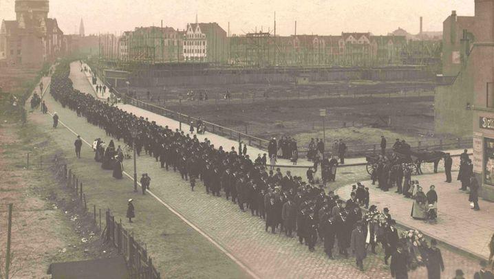 Der Amoklauf von Bremen: Als geheilt aus dem Sanatorium entlassen