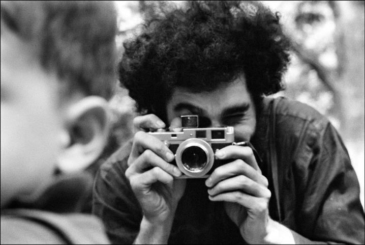 Elliott Landy in Woodstock