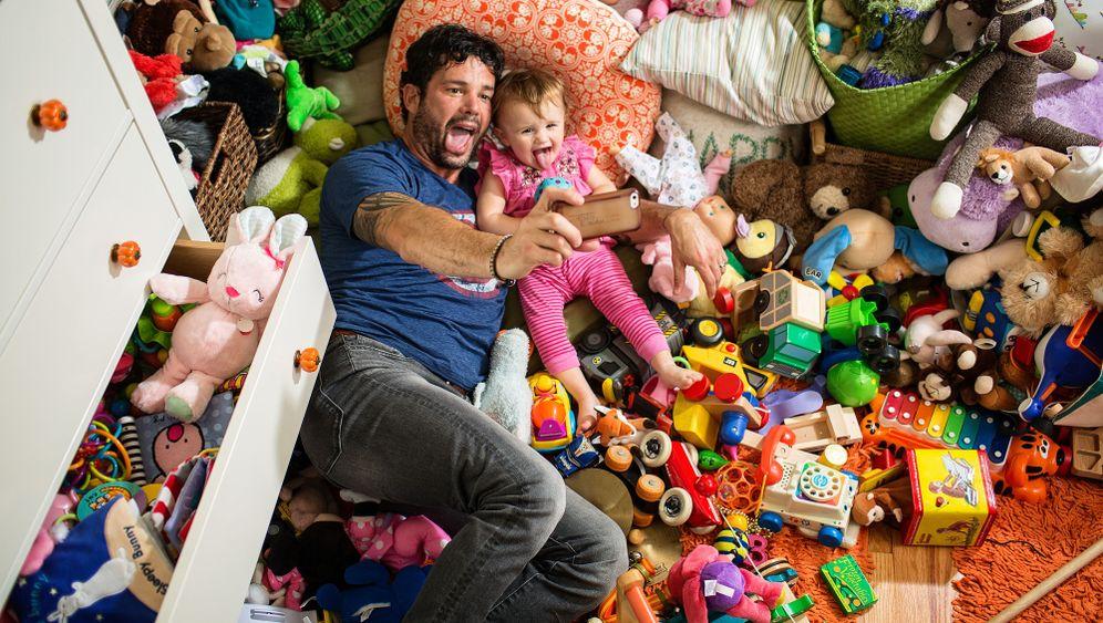 """Männer und ihre Kinder: """"Ich habe einfach gespürt, dass ich Vater werden will"""""""